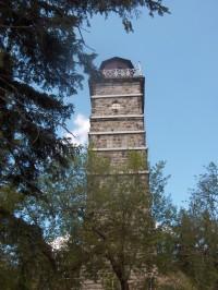 Rozhledna na Tisovském vrchu