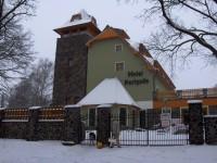 Rozhledna Strážiště u Chomutova