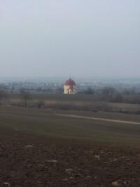 kaple ve Slavětíně