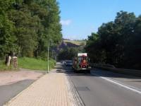 na okraji Altenbergu