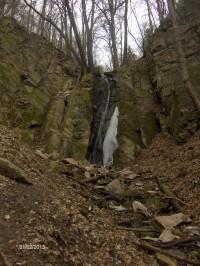 Blanský vodopád
