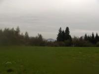 Hradišťanská louka, v pozadí Pařez 736 m