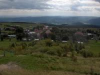 výhled z Měděnce