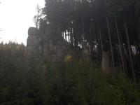 skalní město