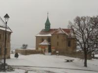 kostelík v Bedřichově Světci
