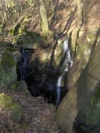 Moravanský vodopád