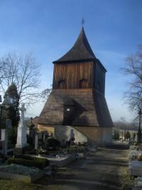 zvonice Tuřany