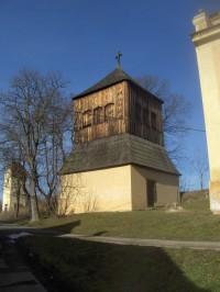 Za historickými zvonicemi.