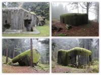 bunkry na Betonové hranici