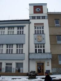 radnice v Konici