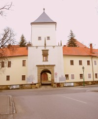 zámek v Bystřici pod Hostýnem