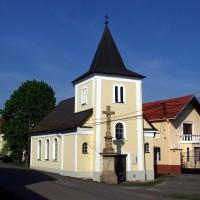 Hrdibořice kaple