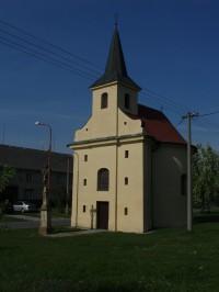 Štětovice kaple
