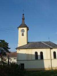 Bedihošť kaple sv.Floriána z r.1773