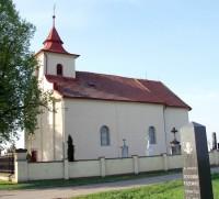 Hrubčice filiální kostel