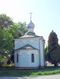 Čelechovice na Hané pravoslavný kostel