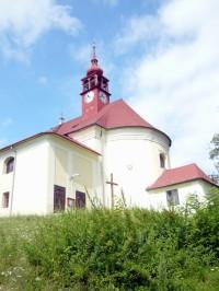 kostel Andělů Strážných ve Stražisku