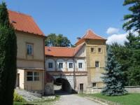 zámek Račice