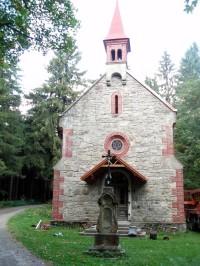 Kaple Nejsvětější Trojice v Malé Moravě