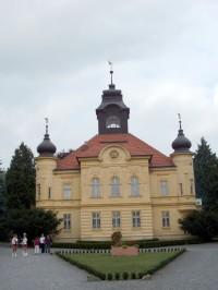 zámek Doloplazy
