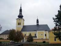 Moravičany - kostel
