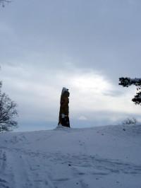 Keltská svatyně nad Ludéřovem