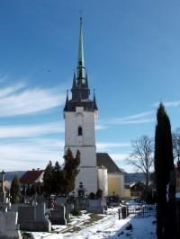 Chornice kostel
