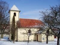 Malé Hradisko - kaplička