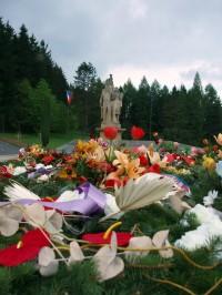 pomník Javoříčko