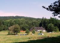 lovecká chata Rabštejn