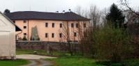 zámek v Krakovci
