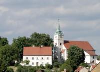 Jedovnice - kostel