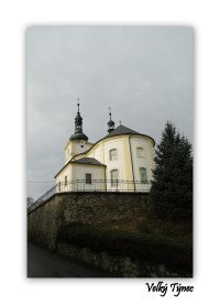 kostel v Týnci