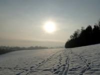 Sluníčko pod Bradlem