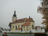 kostel v Miloticích