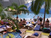 Tropical Island - relax kousek za hranicema