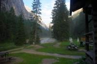 Zugspitze - výstup přes Partnachklamm