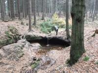 Bukový vodopád