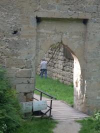 druhá brána