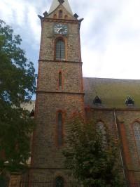 Plaňany kostel sv. Jana Křtitele