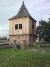 Plaňany renesanční zvonice