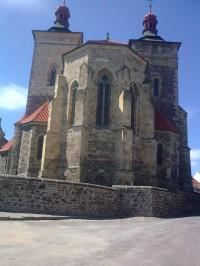 Kouřim - kostel sv. Štěpána