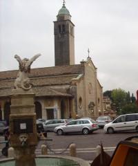 Asolo - katedrála Panny Marie