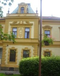 Pavlovice u Přerova - zámek