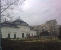 Letohrádek Mitrovských v dnešní zástavbě