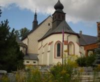 Jindřichův Hradec - kostel sv. Kateřiny