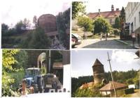 Posázaví/oblast Čerčany - Rataje nad Sázavou/