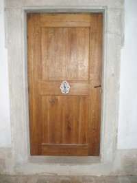 Interiér kláštera