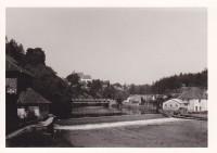 Lužnice v Bechyni 1984