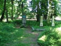 Hřbitůvek v Kristiánově